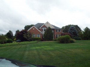 Inspected 8/11/15. Colts Neck. Built 1997. Approximately 5500 square feet.