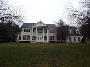 Inspected 1/3/15 - 5000+ sq. ft. house. 6.5 baths.