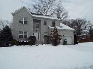 Inspected 2/4/15. Edison, NJ. 2800 Sq. ft. home. Built 2002.