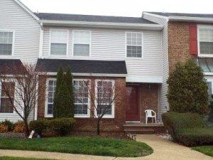 Inspected 12/2/15. Morganville. Townhouse built 1985.