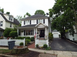 Inspected 6/3/15. Rumson. Built circa 1900 with significant upgrades in 1988.