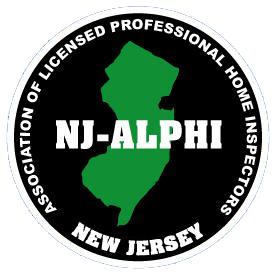 NJ ALPHI Licensed Home Inspector services New Jersey