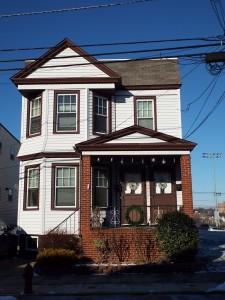 2 family house. Built 1910. Kearny, NJ.