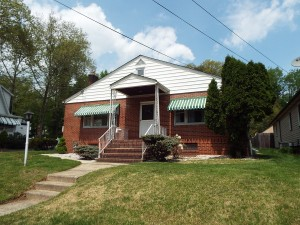 Inspected 5/5/15. Edison, NJ. Middlesex County. Built 1947.