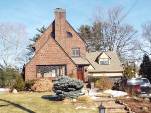 Inspected 3/13/15. Glen Rock, NJ. Approximately 3500 square feet. Built 1930.