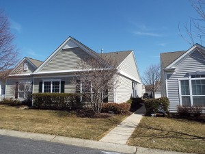 Inspected 3/23/2015. Single family attached. Built 1998. Monroe, NJ. Approximately 1300 square feet. 2 bed, 2 bath.
