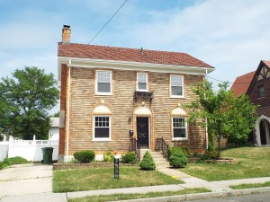 Inspected 6/5/15. Built 1931. Solid brick with clay siding! Middlesex County.
