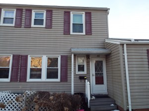 Inspected 3/25/15. Townhouse. Monmouth County.