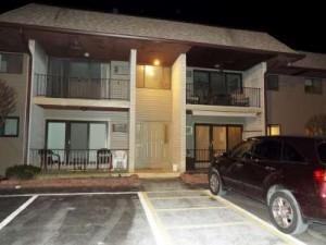 Inspected 2/12/16. Condominium built 1975. Highlands.