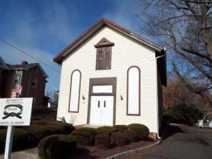 Inspected 3/17/16. An old church. Originally built in the 1800s. Marlboro.