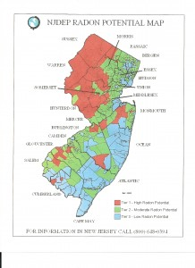 radon testing monmouth county nj